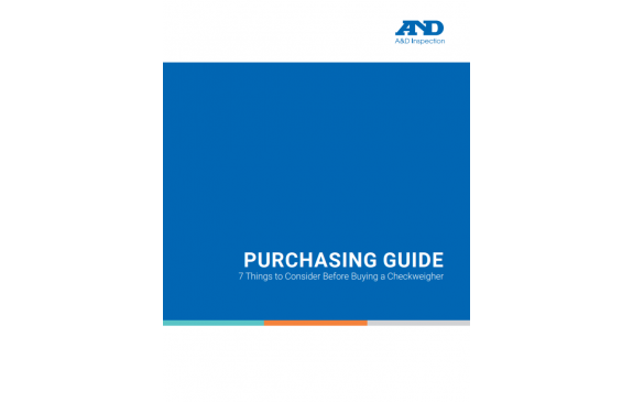 Checkweigher Buying Guide