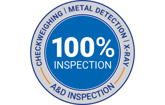 100% Inspection
